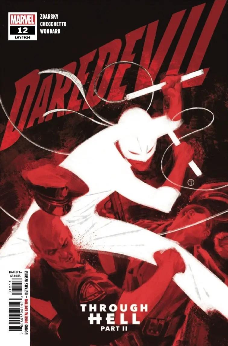 Daredevil #12 Review