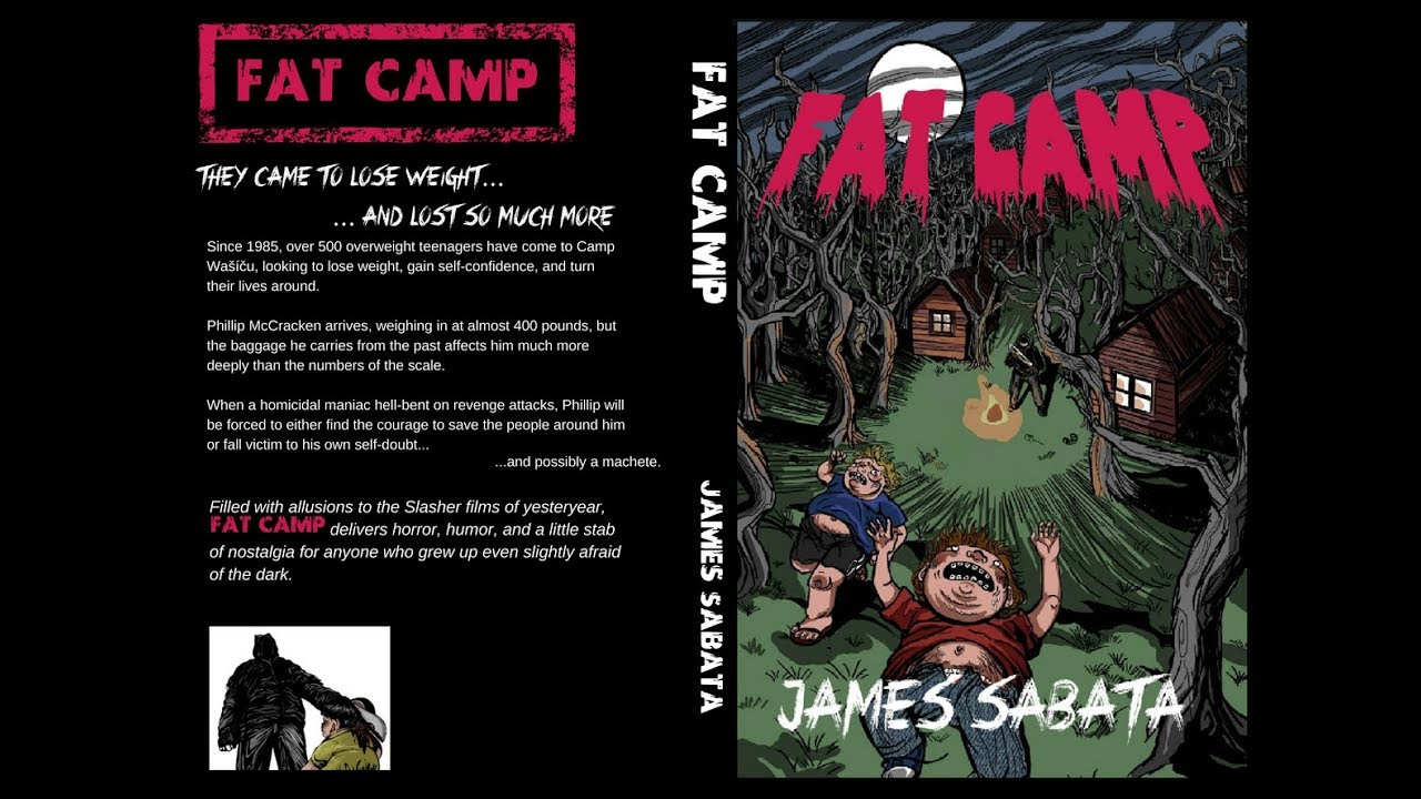 Fat Camp (Book; 2018): Bloody fun with strong messages