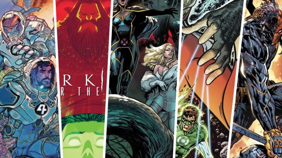 AiPT!'s five best reviewed comics of the week.