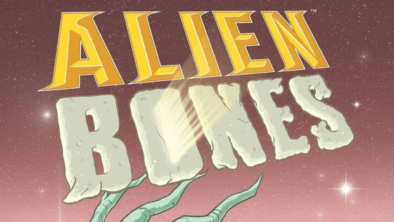 We talk 'Alien Bones,' exoplanets, and the end of humanity itself!