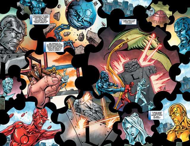 Metal Men #1 Review: All of the elements are there