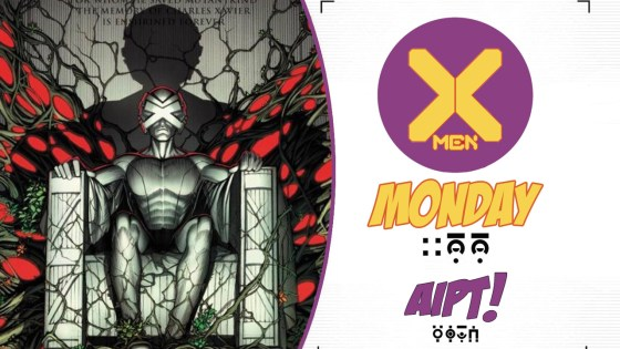 Jonathan Hickman takes over X-Men Monday--and nothing will ever be the same!