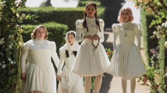 'Paradise Hills' is a 2019 release that is part Disney, part 'Final Fantasy'.