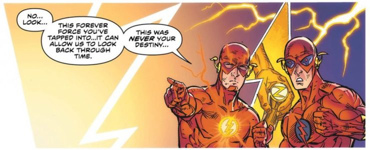 The Flash #81 Review