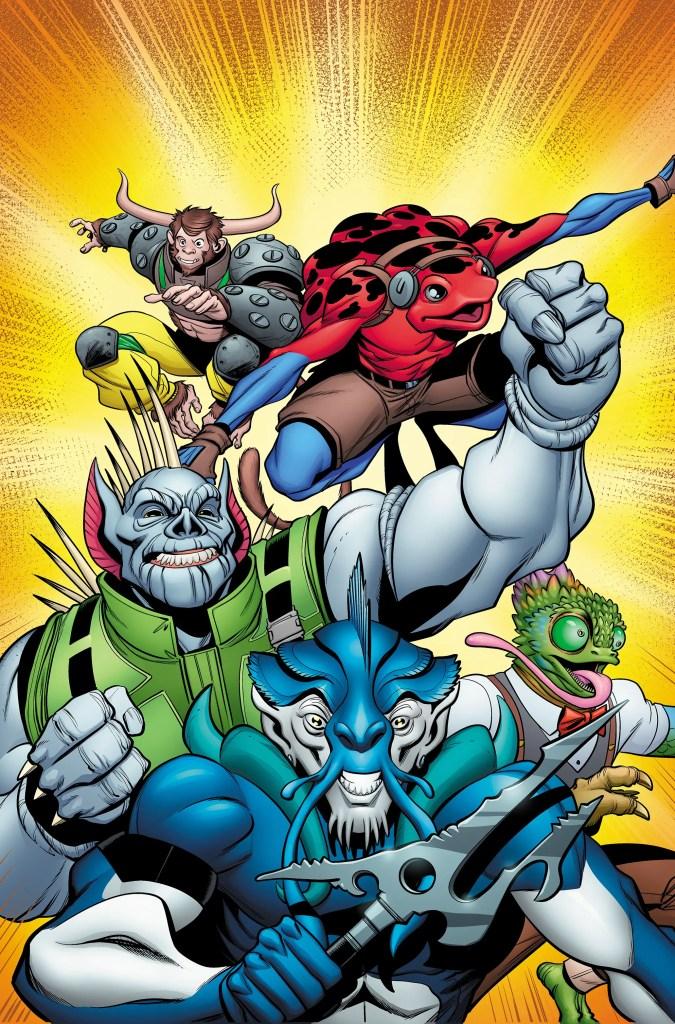 Dark Horse Comics and Panda Mony Toys announce publishing partnership