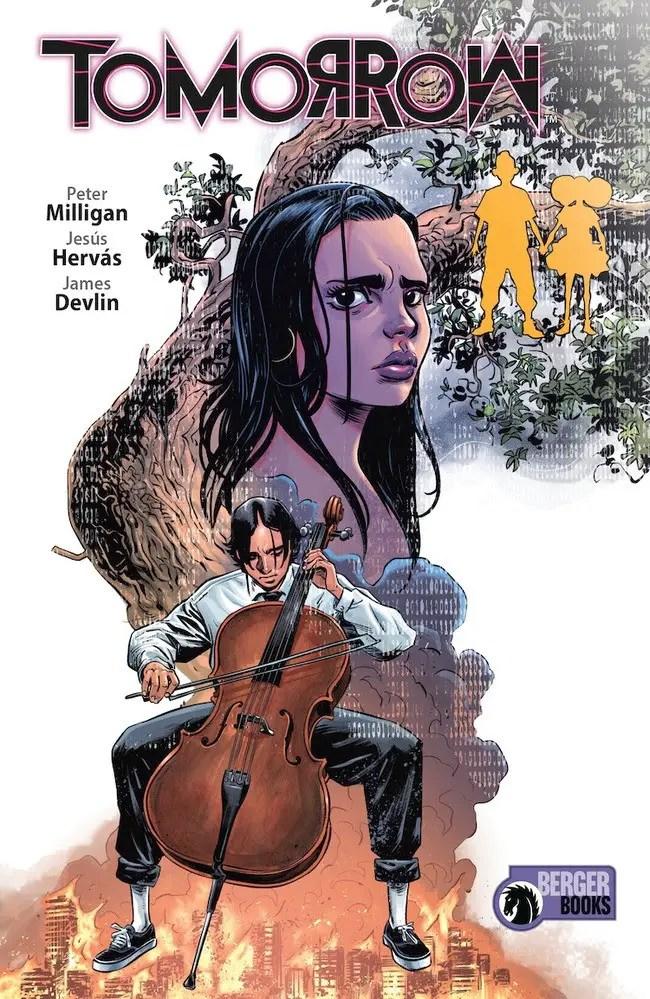 NYCC '19: Berger Books announces new dystopian mini-series, Tomorrow