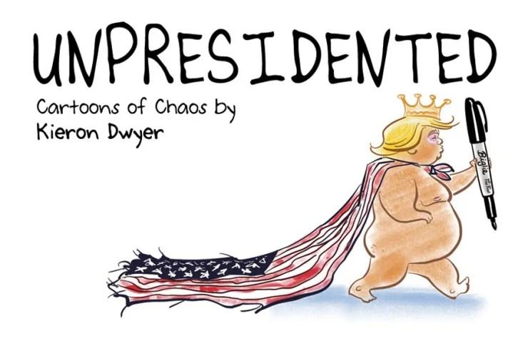 Image Comics announces political cartoon collection, 'Unpresidented'
