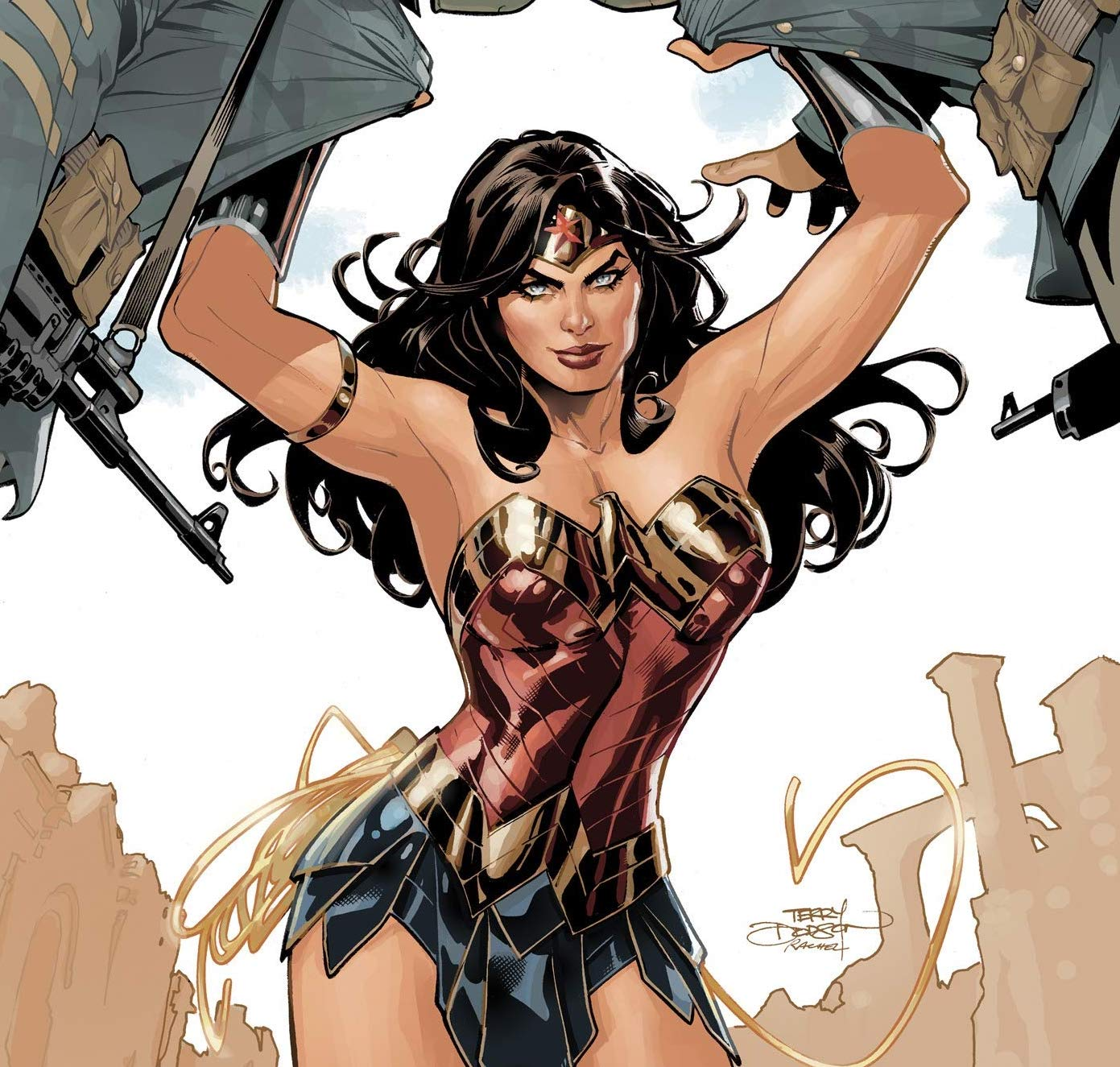 Wonder Woman Vol. 1: The Just War Review