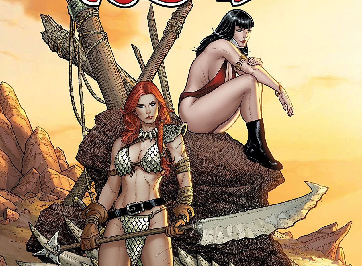 Vampirella/Red Sonja #3 Review