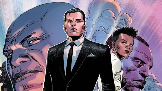 James Bond #1 review: neither shaken nor stirred