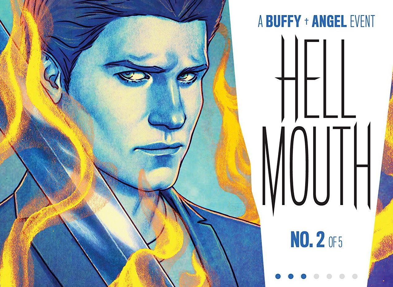 Hellmouth #2 Review