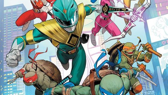 Mighty Morphin' Power Rangers/Teenage Mutant Ninja Turtles #1 Review