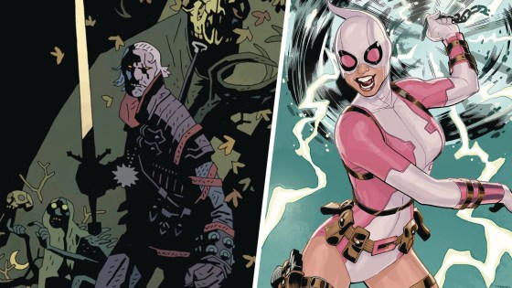 AIPT Comics Podcast Episode 47: M.R. Carey and Peter Gross talk new Hill House Comics series and ranking Dawn of X