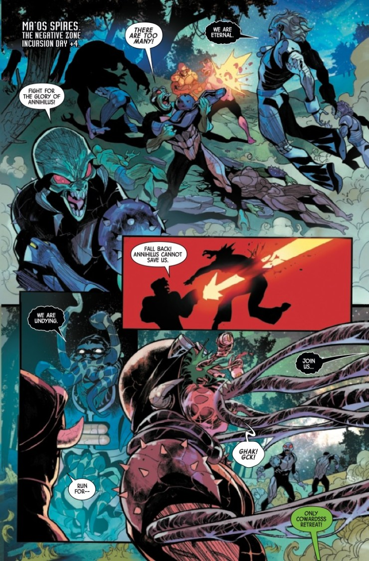 Marvel Preview: Annihilation: Scourge Alpha #1