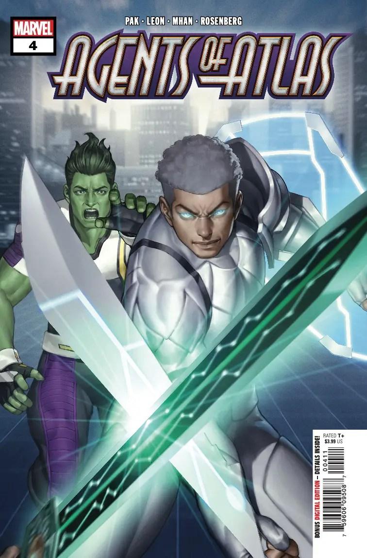 Agents of Atlas: Pandemonium TPB Review