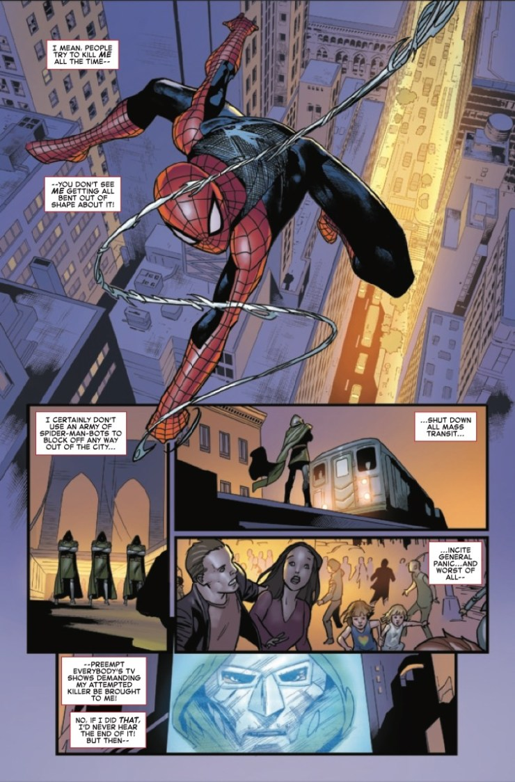 Marvel Preview: Amazing Spider-Man #35