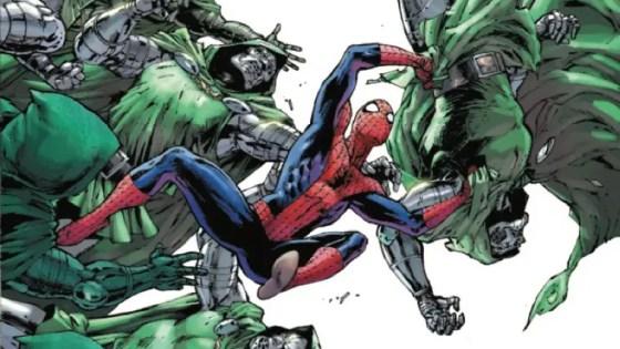 Spider-Man. Doctor Doom. 'Nuff said? NO WAY!