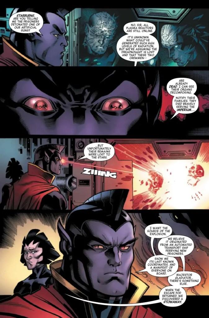 Marvel Preview: Avengers #27
