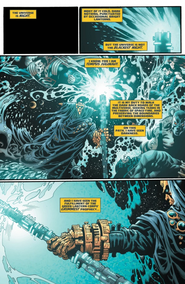 Tales from the Dark Multiverse: Blackest Night #1 Review