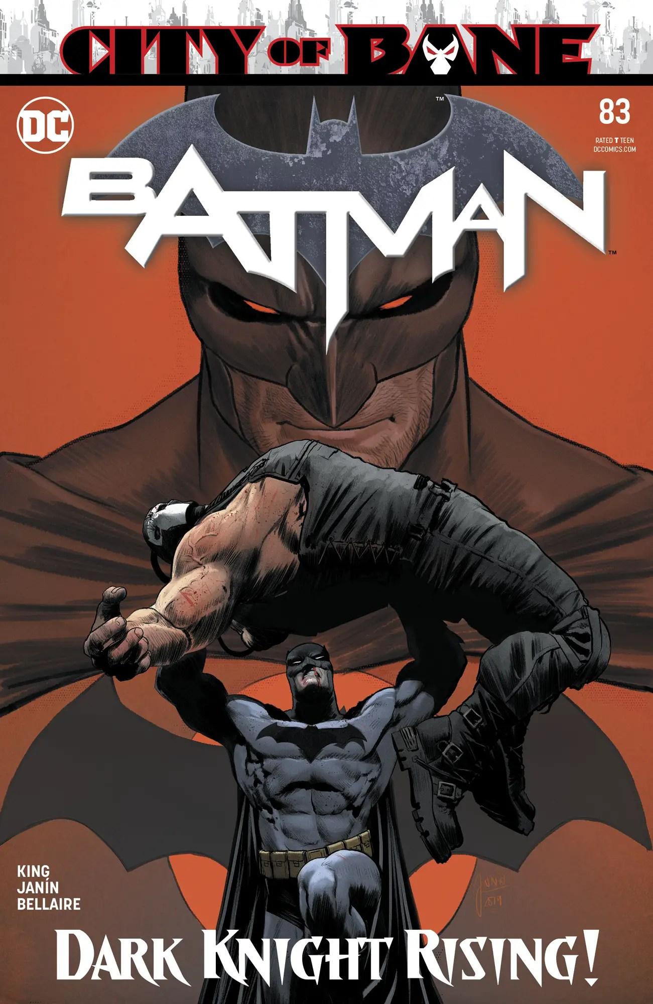 Batman #83 review: no good deaths