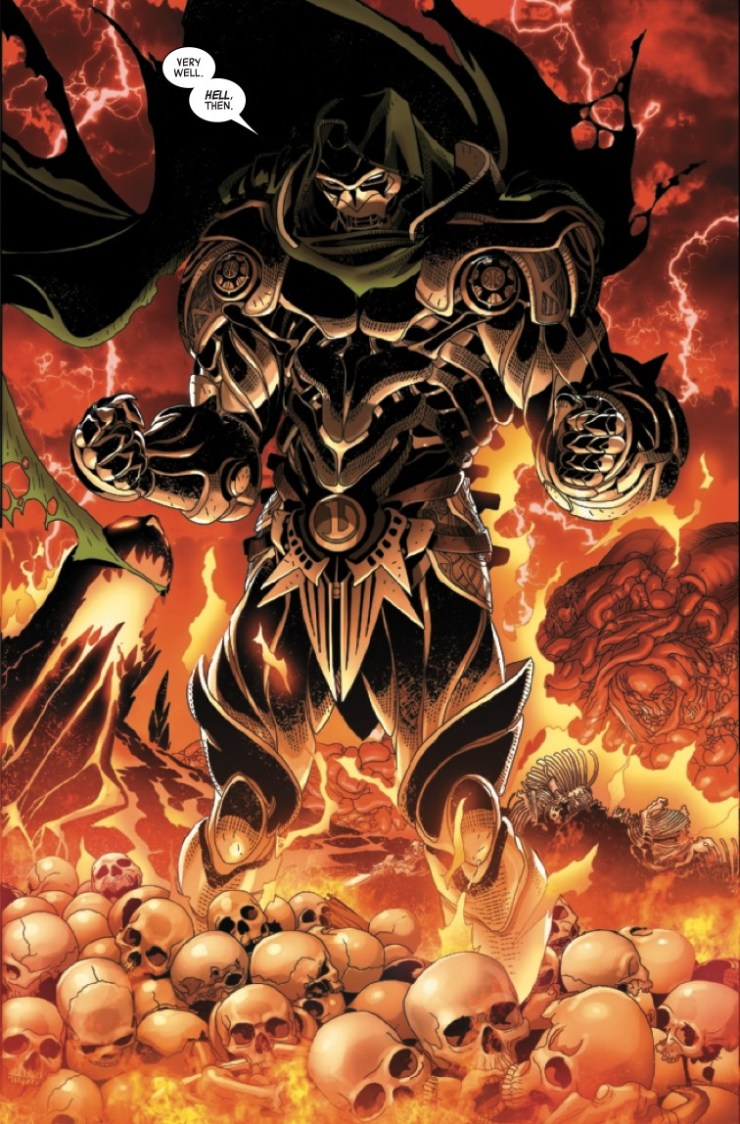 Marvel Preview: Doctor Doom #3