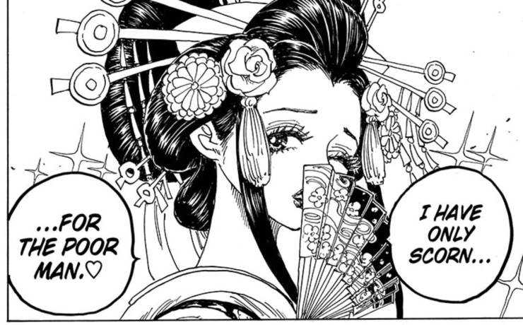 One Piece Vol. 92: Introducing Komurasaki the Oiran Review