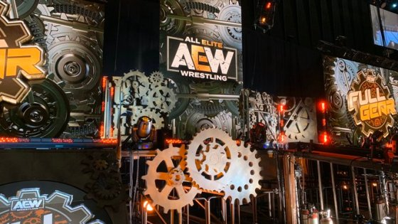 AEW Full Gear Review