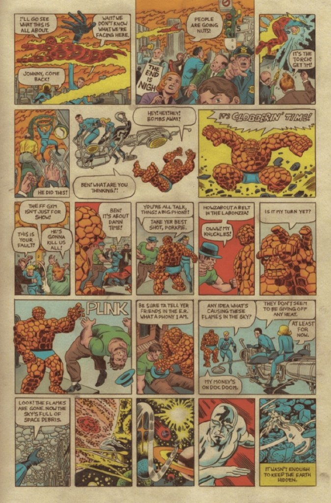 Marvel Preview: Fantastic Four: Grand Design #2