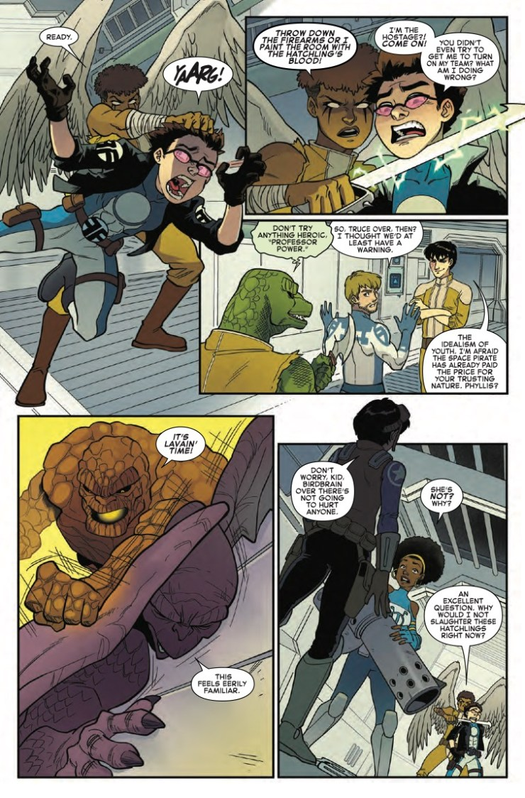Marvel Preview: Future Foundation #4