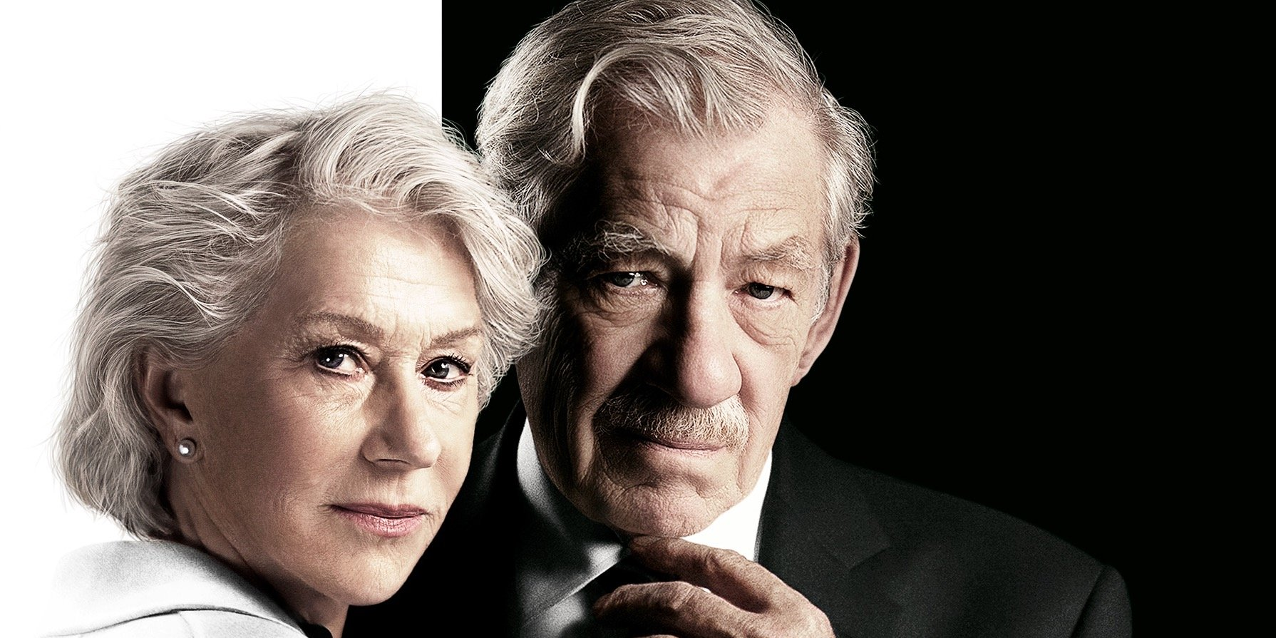 The Good Liar Review: Mirren and McKellen shine in this slick thriller
