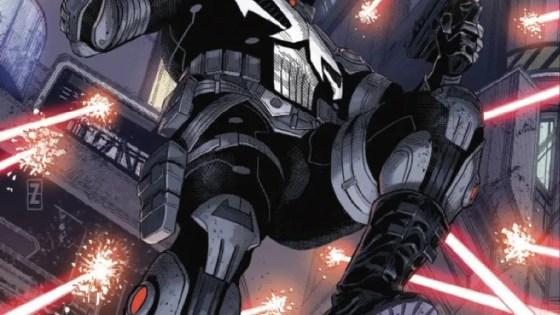 Marvel Preview: Punisher 2099 #1