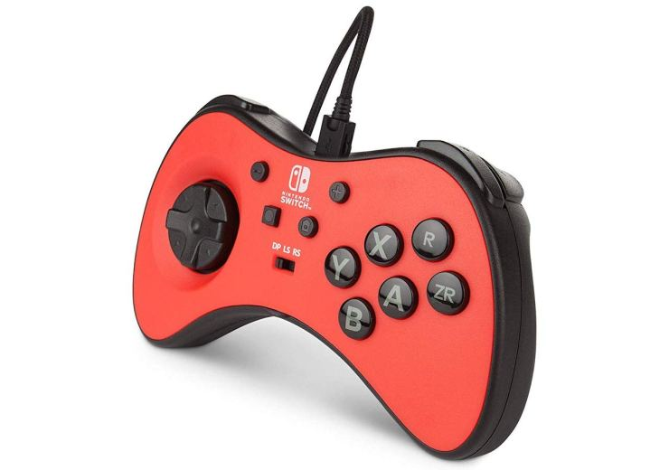 PowerA Fusion Wired FightPad for Nintendo Switch review