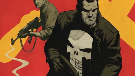 Punisher: Soviet #1 Review