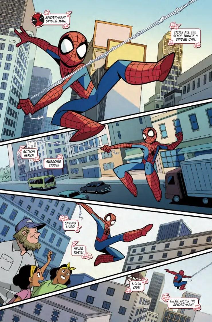 Spider-Man & Venom: Double Trouble #1 Review