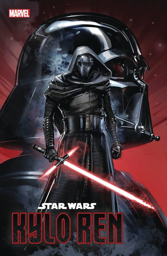 EXCLUSIVE Marvel First Look: The Rise of Kylo Ren #1 variant covers