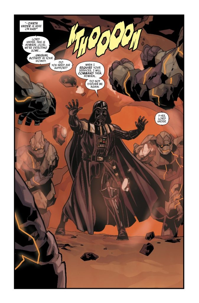 Marvel Preview: Star Wars #74