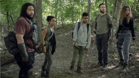 The Walking Dead Season 10, Episode 8 'The World Before' Review