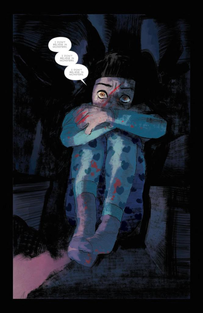 Something is Killing the Children #3 Review