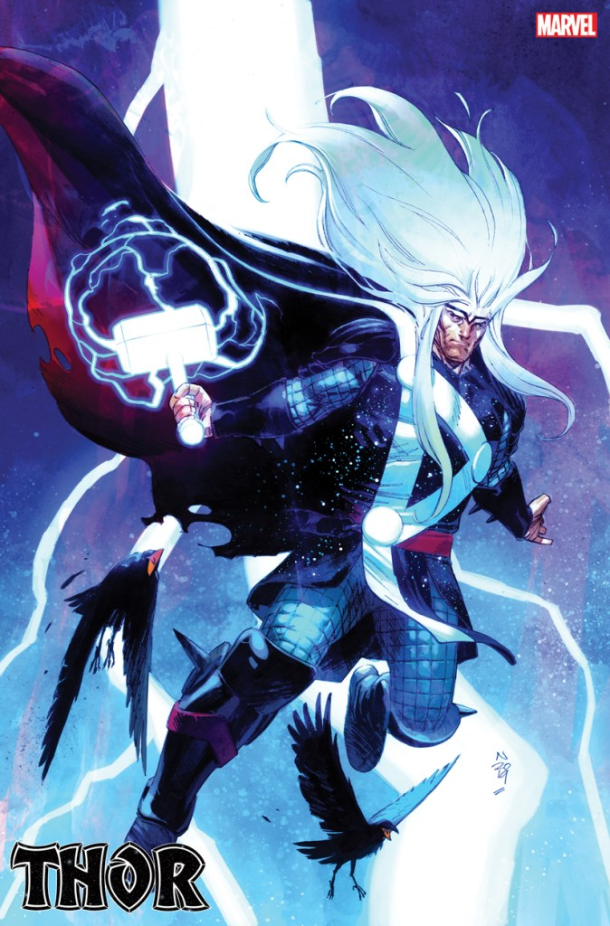 First Look: Thor #1 variant cover by Nic Klein