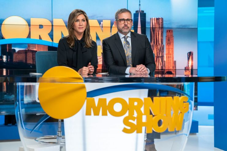 The Morning Show (Episodes 1-6) Review