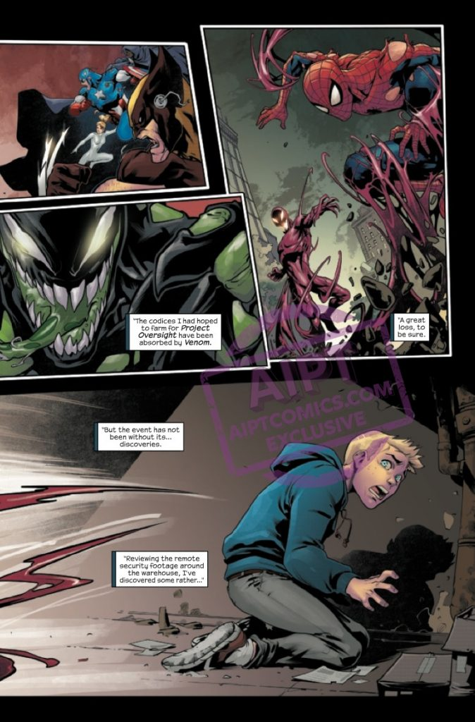 EXCLUSIVE Marvel Preview: Venom #20