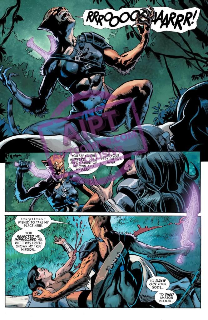 EXCLUSIVE DC Preview: Wonder Woman #82