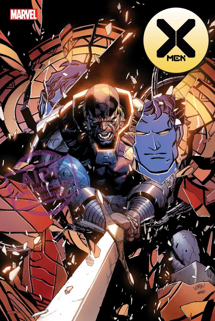 EXCLUSIVE Marvel First Look: X-Men #7 cover art and solicitation