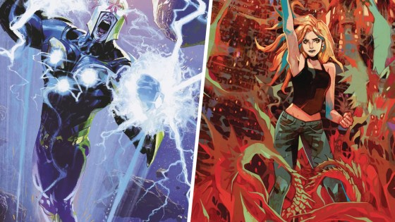 Interviews, reviews, and previews of the week ahead in all things comic books.