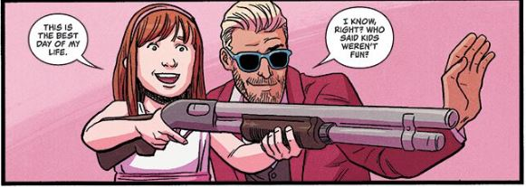 Going to the Chapel #3 review