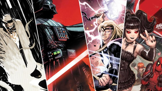 Marvel Comics' February 2020 solicitations: Darth Vader reboots, new Noir, and Dawn of X collects