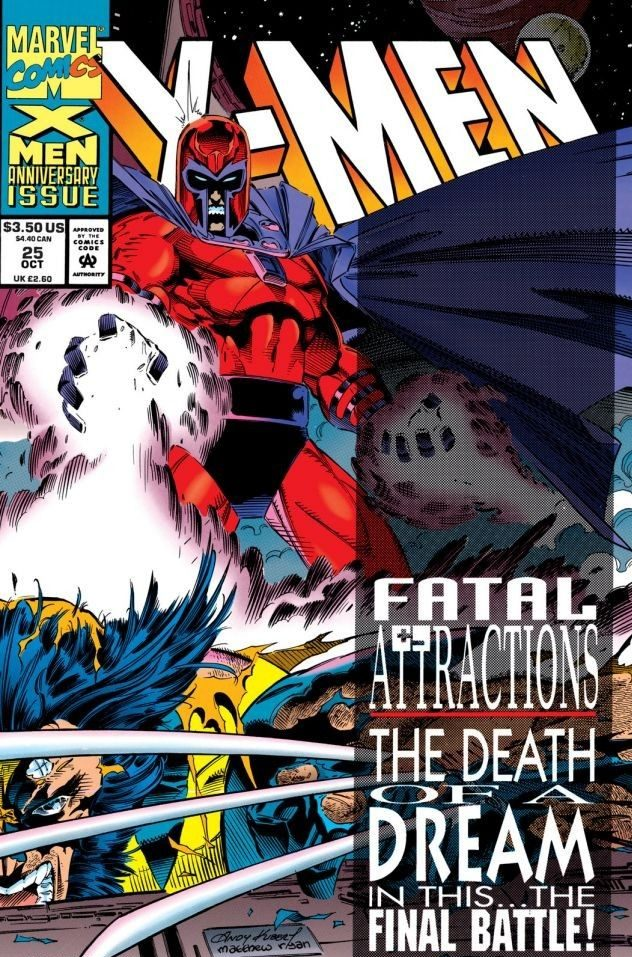 'X-Men Milestones:  Fatal Attractions' review: classic masterpiece, or the beginning of the downturn?
