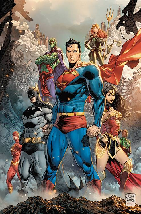 Justice League #38 Review