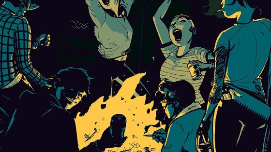 Deadly Class #42 review