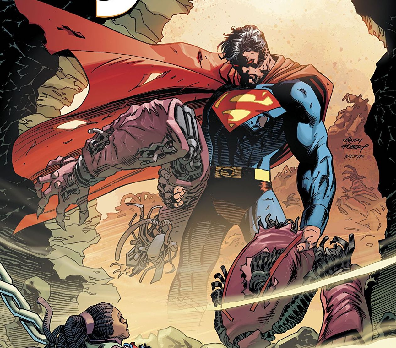Superman: Up in the Sky #6 Review